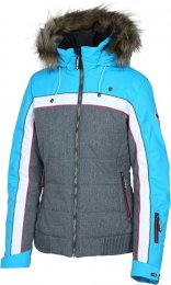 Rehall  Womens Snow Jacket KATE-R hawaiian ocean