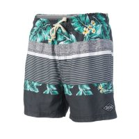 Rip Curl Herren Shorts Volley 16 Stripe Flower