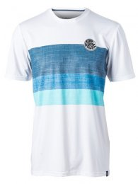 Rip Curl  Mens T-Shirt Surf Craft white