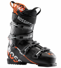 Rossignol SPEED 90  black/orange - Men Skischuh