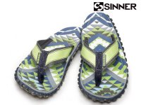 Sinner Vlip Vlop Men Shoes Beach Slaps Grey Summer