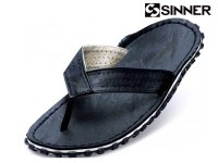 Sinner Vlip Vlop Men Shoes Beach Slaps Track Black