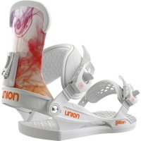 Union Snowboard Binding MILAN white M (37-41)