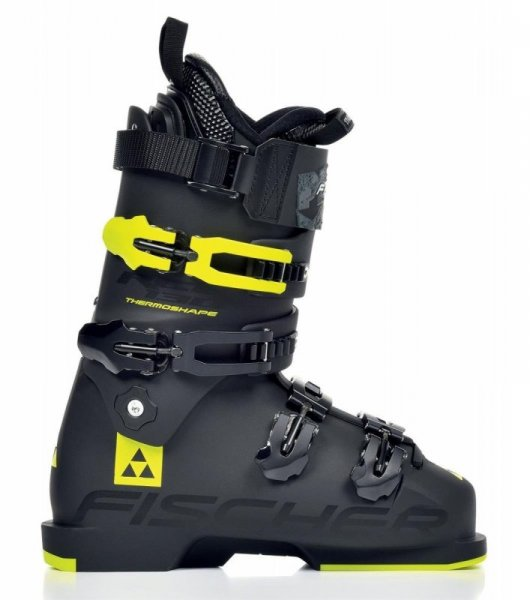 Fischer RC4 130 THERMOSHAPE-BLACK/BLACK PERFECT FIT - Men Skischuh