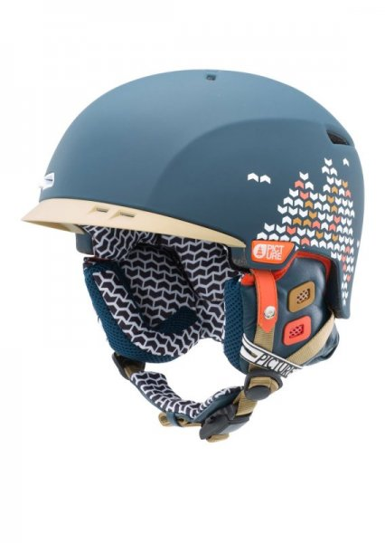 PICTURE Helm Creative 3 4.0 petrol blue