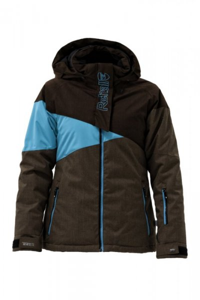 Rehall  Womens Jacket Desiray seal brown