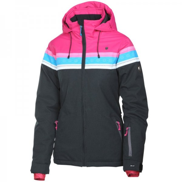 Rehall  Womens Snow Jacket DAISEY-R pirate black