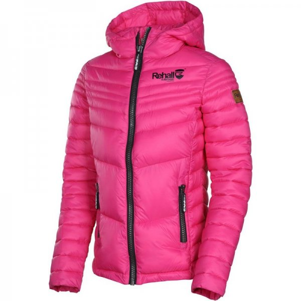 Rehall  Womens Snow Jacket Rehall SALLYAN R virtual pink